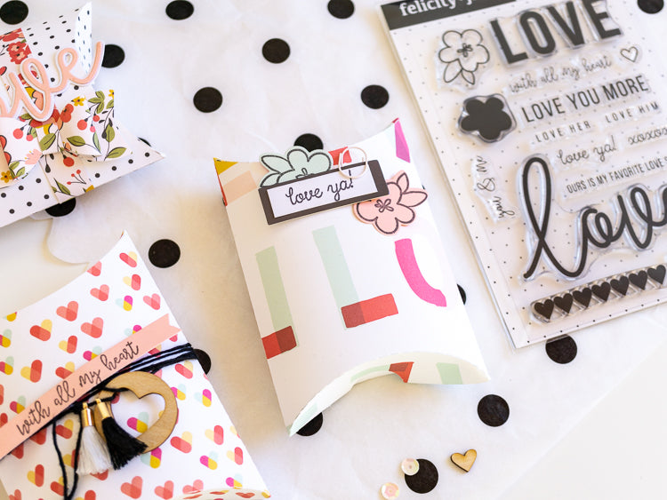 Valentine Pillow Boxes  5 | Ulrike Dold | Felicity Jane