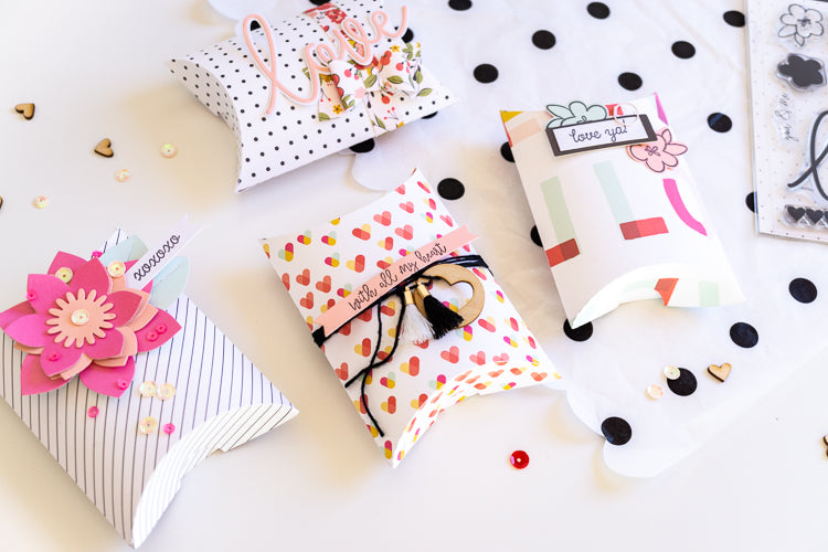 Valentine Pillow Boxes 6 | Ulrike Dold | Felicity Jane