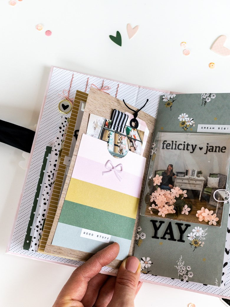 Mini Album by Ulrike Dold for Felicity Jane