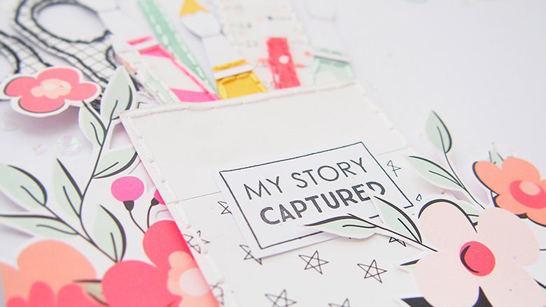 'My Story Captured' by Elsie Robinson | @FelicityJane