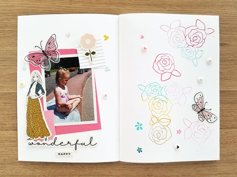 Kids Challenge by Tina Stepanova for Felicity Jane