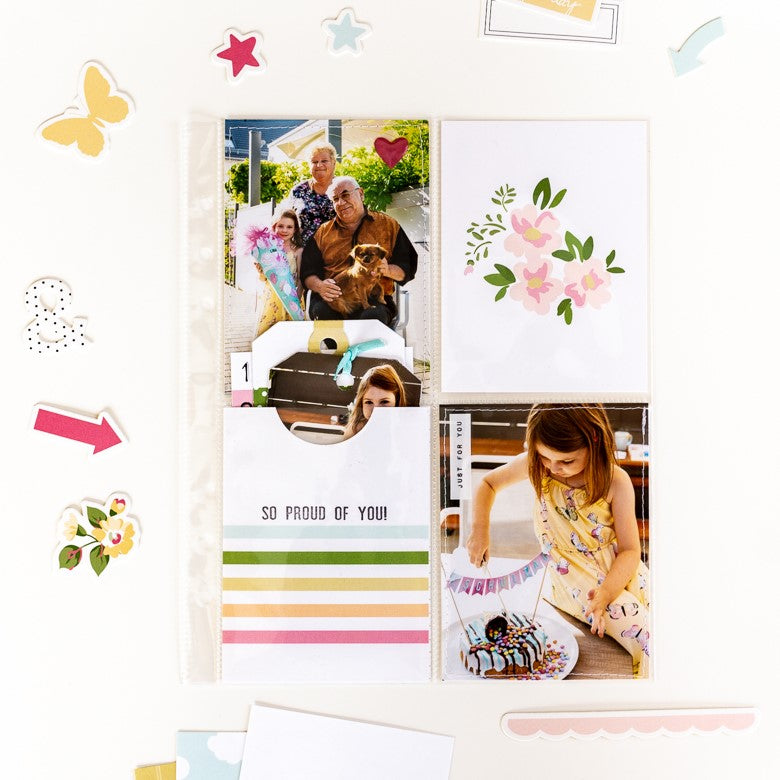 Pocket Page by Ulrike Dold for Felicity Jane