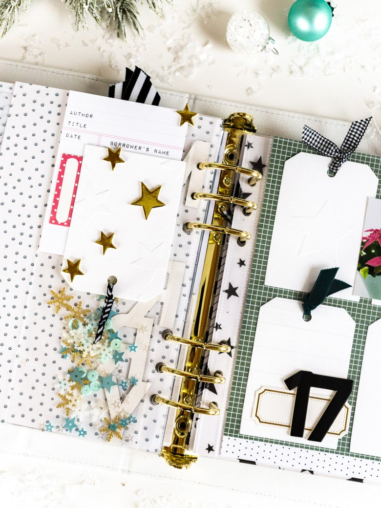 December Pages by Ulrike Dold for Felicity Jane