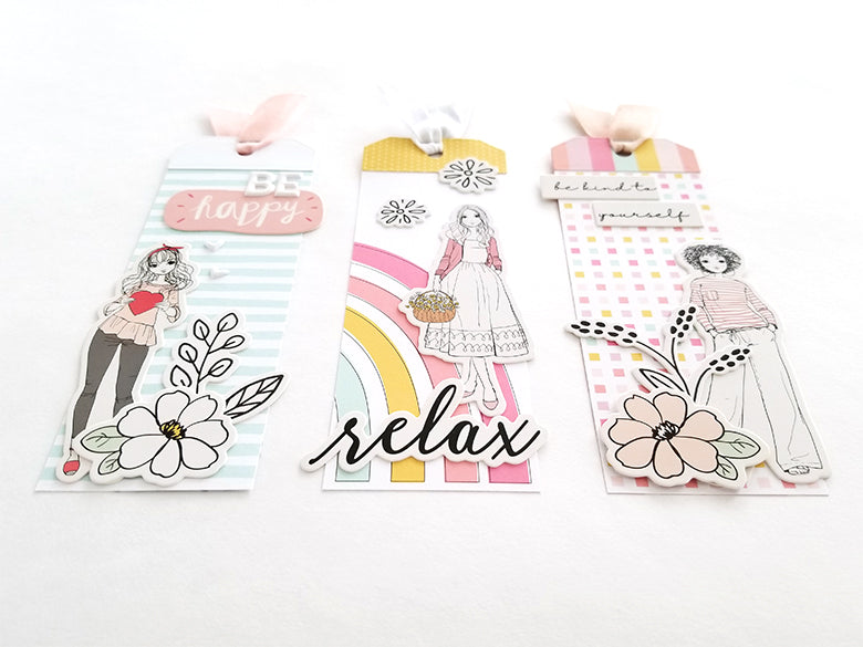 Bookmarks by Tina Stepanova for Felicity Jane