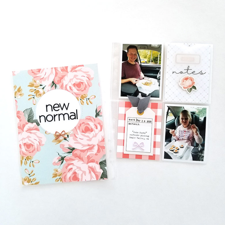 Pocket Pages by Tina Stepanova for Felicity Jane
