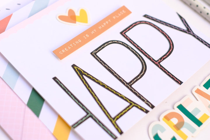 Card by Laura Balboa for Felicity Jane