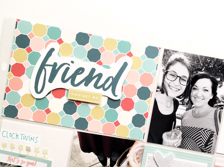 Friend, You Get Me by Andrea Gray | @FelicityJane