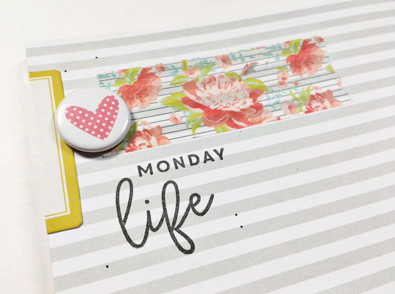 Monday Life by Andrea Gray | @FelicityJane