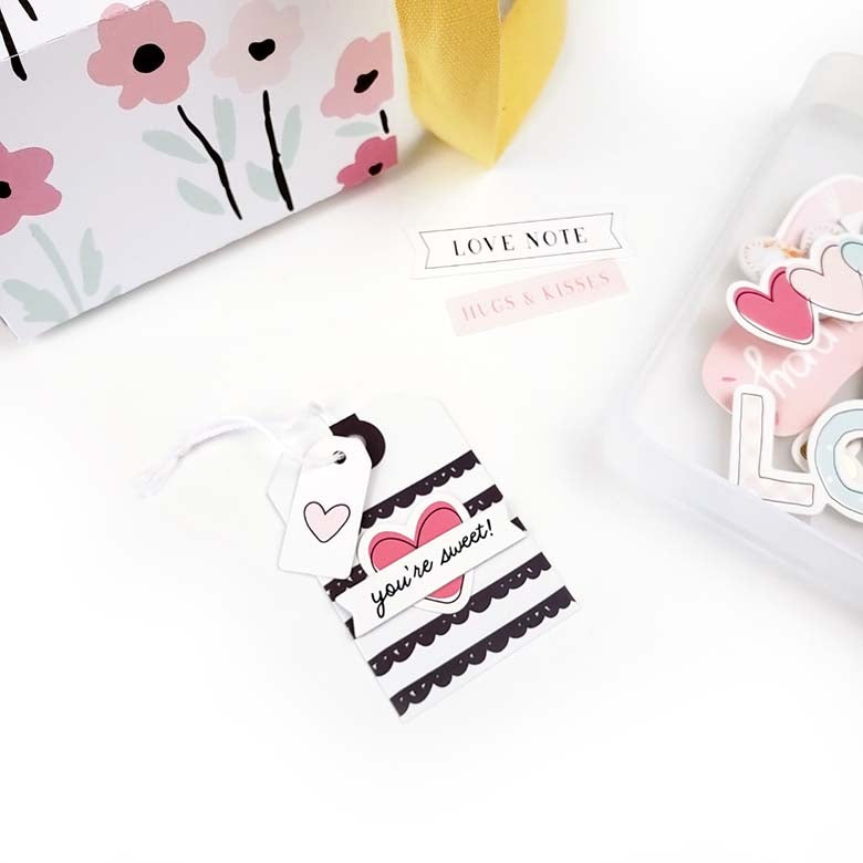 Gift Box by Lindsey Lanning for Felicity Jane