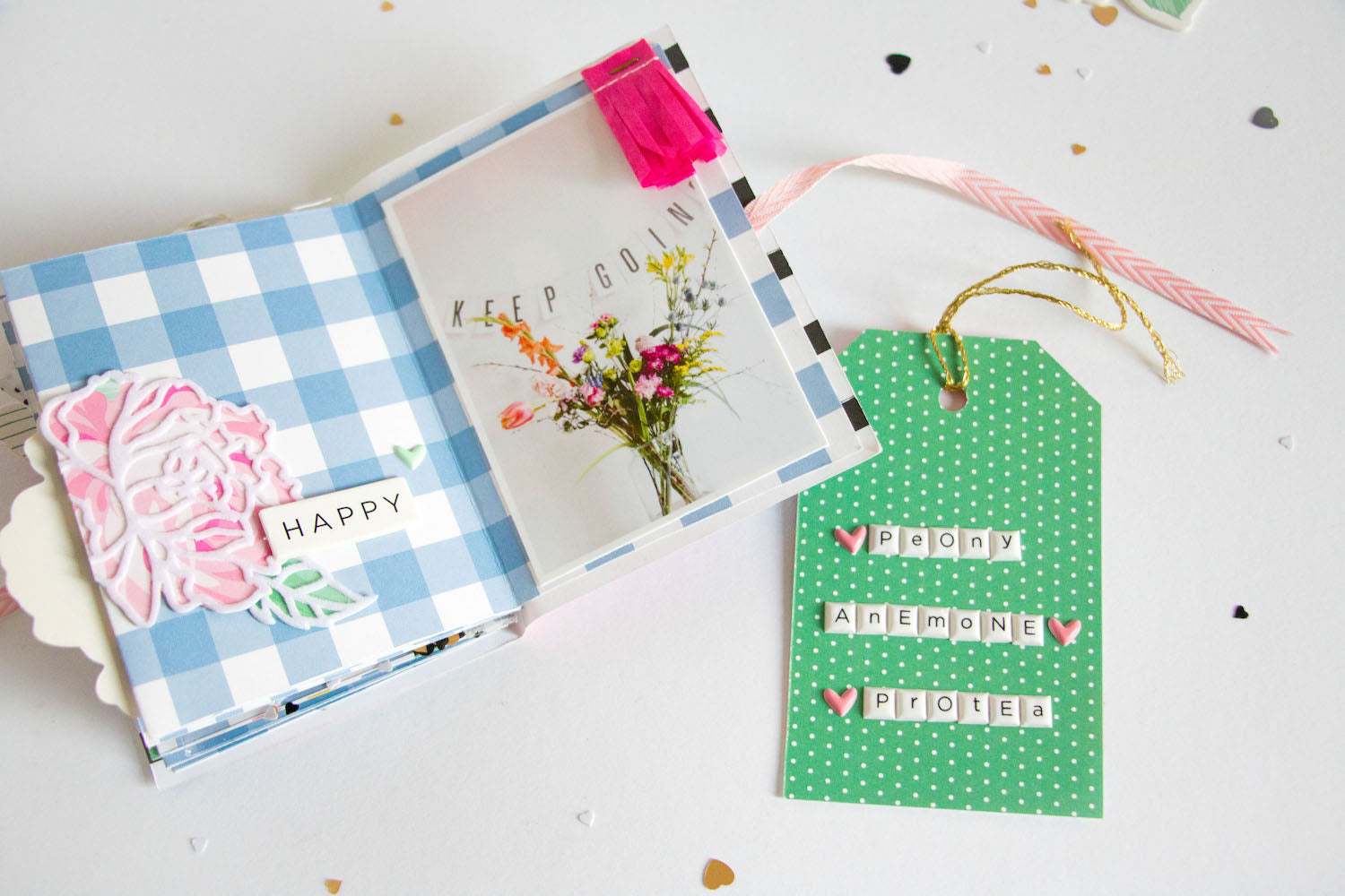 felicity jane lola kit mini album