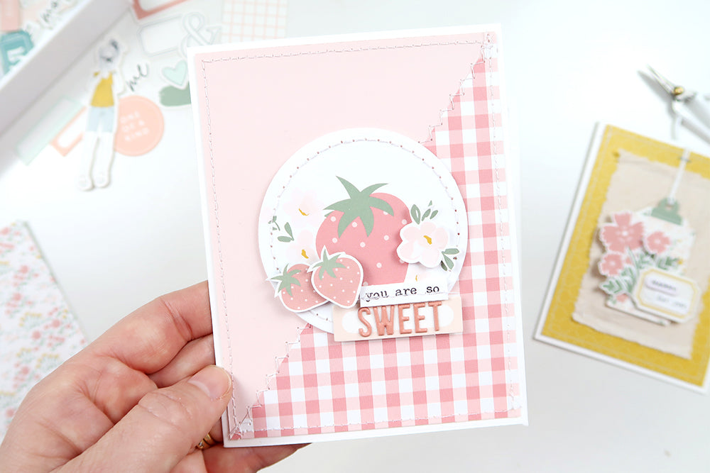 Cards by Sheree Forcier for Felicity Jane