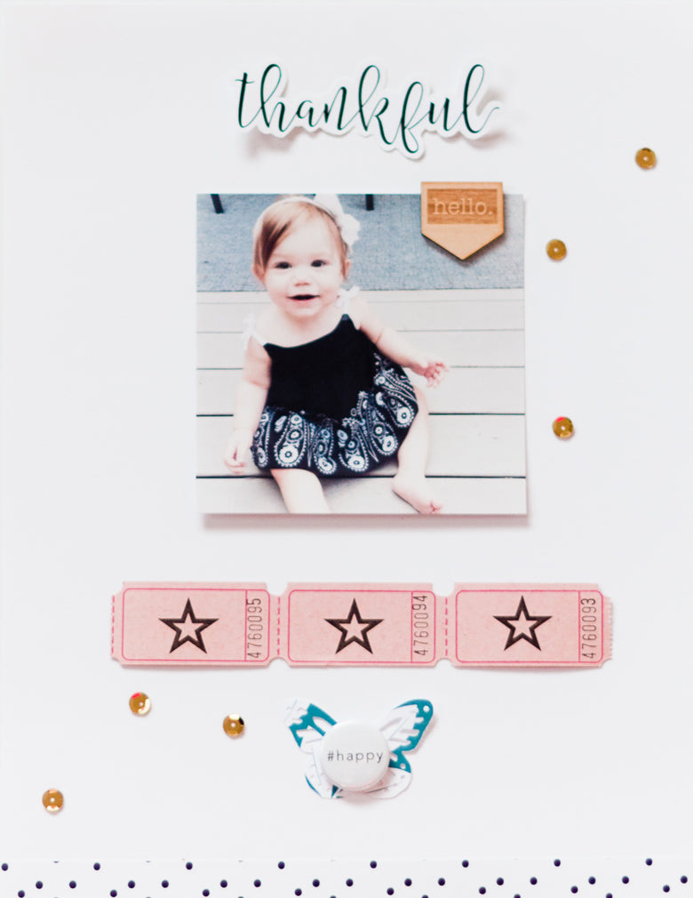 Alexes Marie Brown | @felicityjane | Savannah Kit