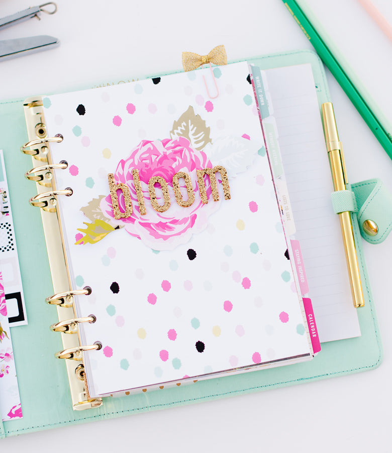 Alexes Marie Brown | @felicityjane | Planner Dashboard