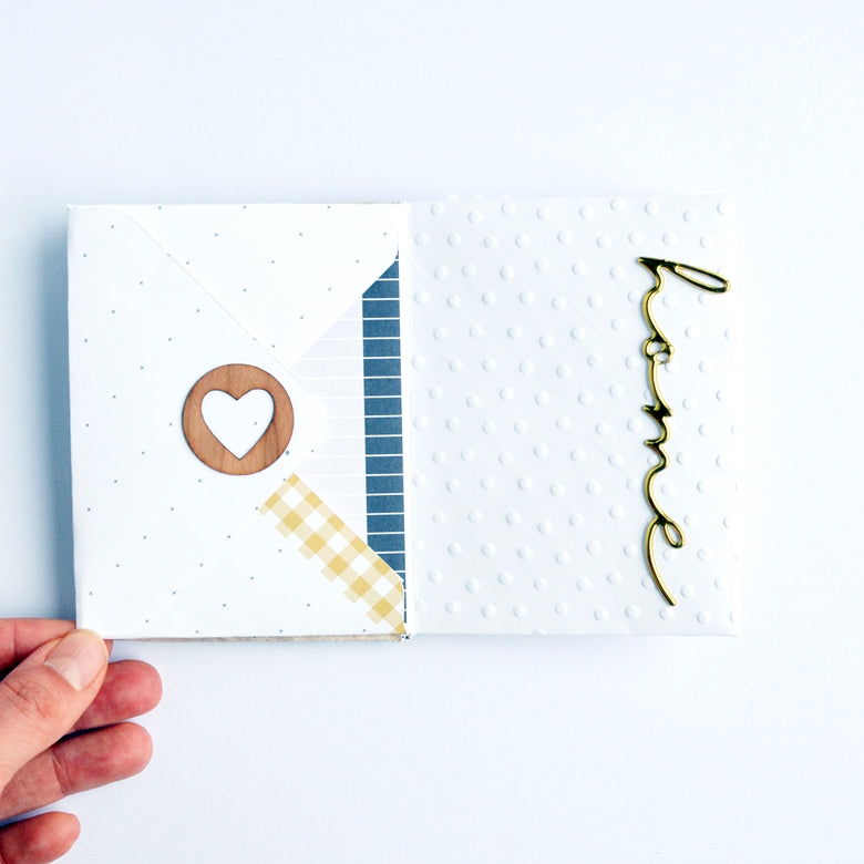 Mini Album by Anne Keller for Felicity Jane