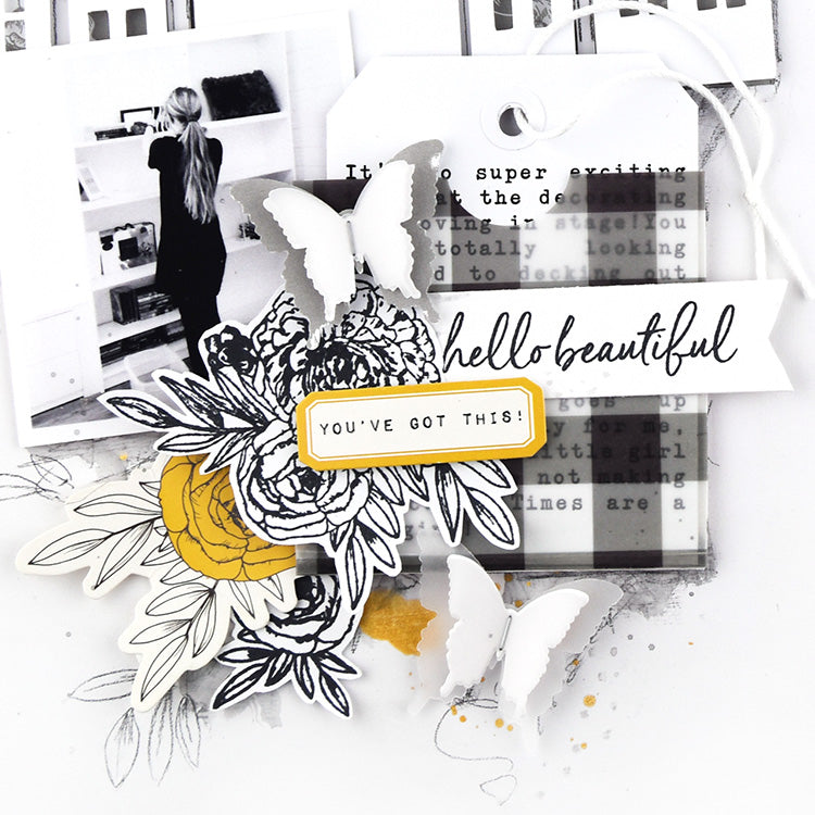 You've Got This Layout with the Jill Collection 03 | Lorilei Murphy | Felicity Jane