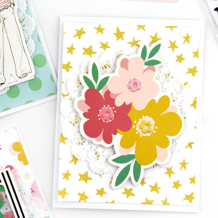 Pretty Sweet Cards using the Jaimee Kit 3 | Lorilei Murphy | Felicity Jane