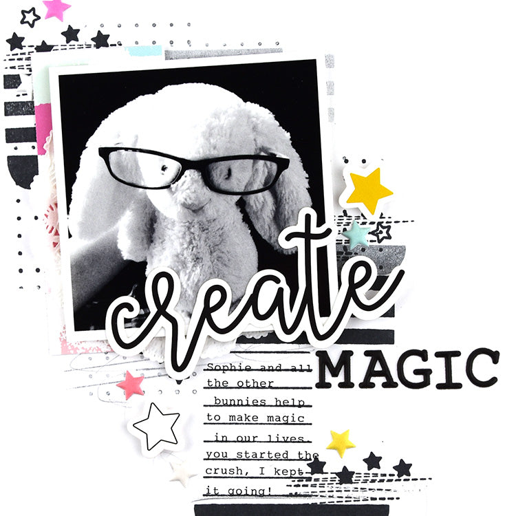 Create Magic with the Jaimee Collection 4 | Lorilei Murphy | Felicity Jane