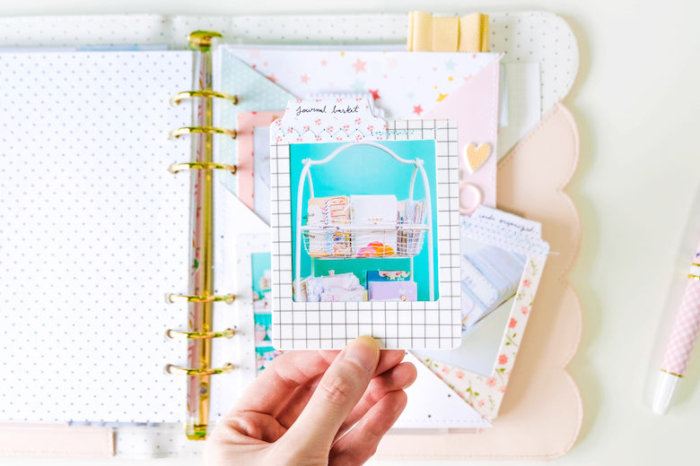 Pocket Page by Tiffany Julia for Felicity Jane