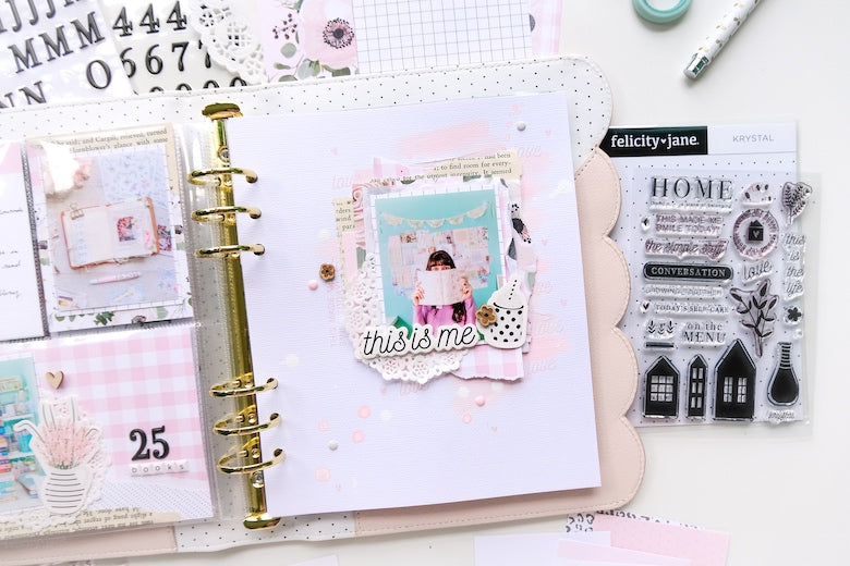 Note to Self by Tiffany Julia for Felicity Jane