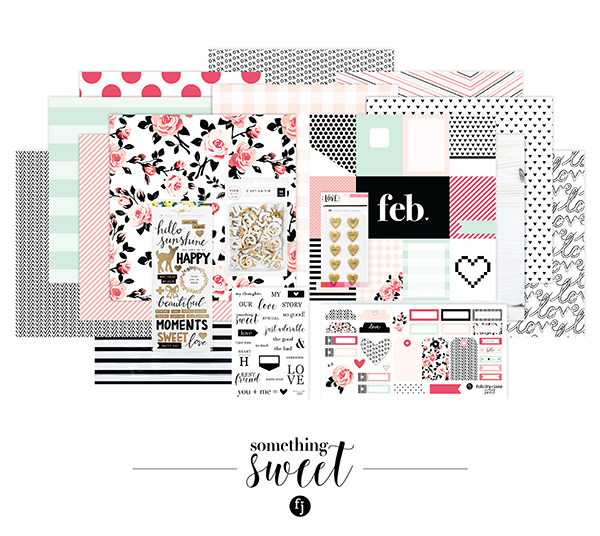 Felicity Jane February Kit | Something Sweet