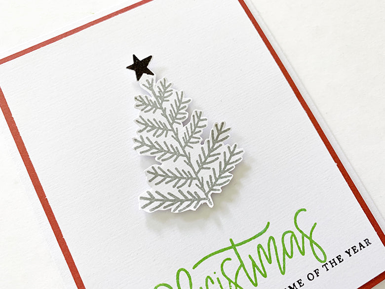 Christmas Cards with Holly Kit 8 | Mandy Melville | Felicity Jane