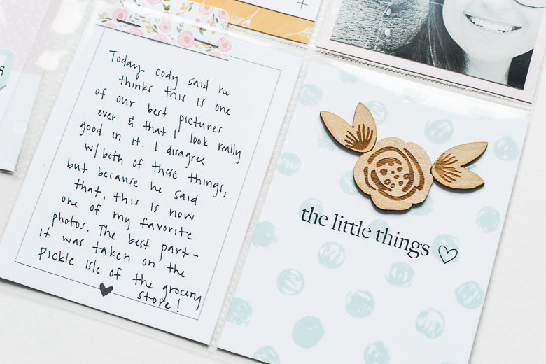 The Little Things Pocket Pages by Suzanna Stein | @FelicityJane