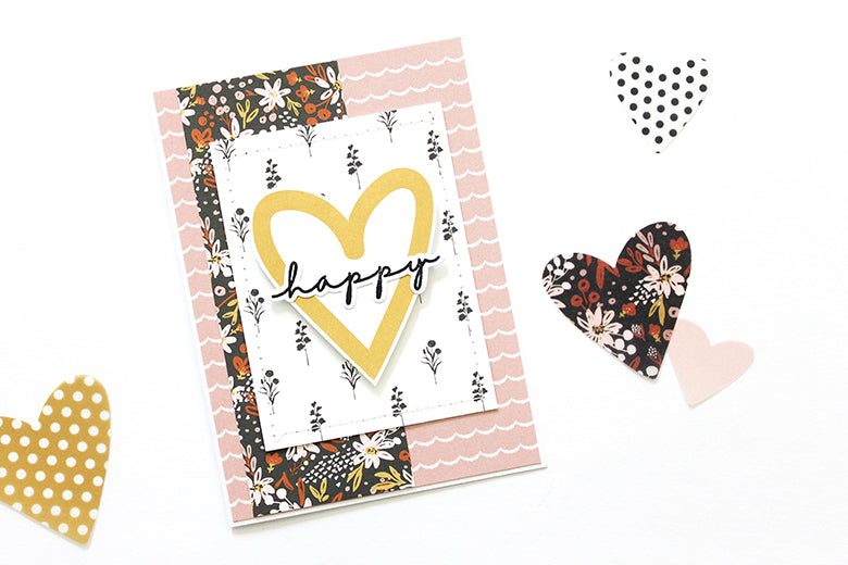 Cards by Mandy Melville for Felicity Jane