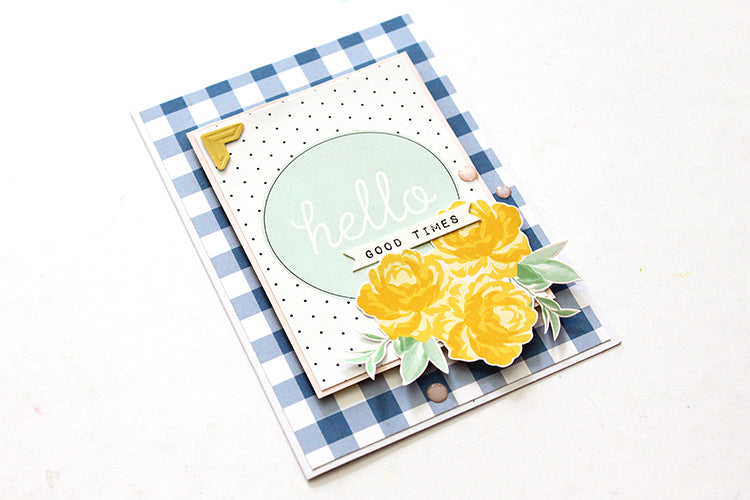 Cards with the Sarah Kit 2 | Mandy Melville | Felicity Jane
