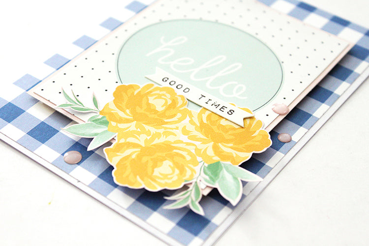 Cards with the Sarah Kit 3 | Mandy Melville | Felicity Jane