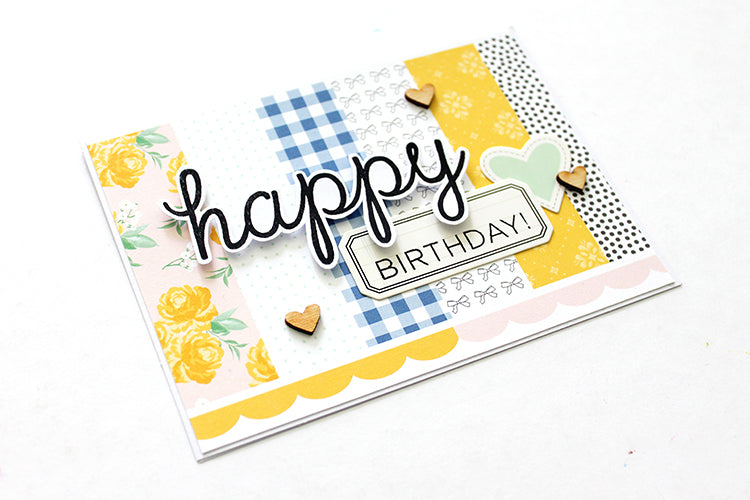 Cards with the Sarah Kit 4 | Mandy Melville | Felicity Jane