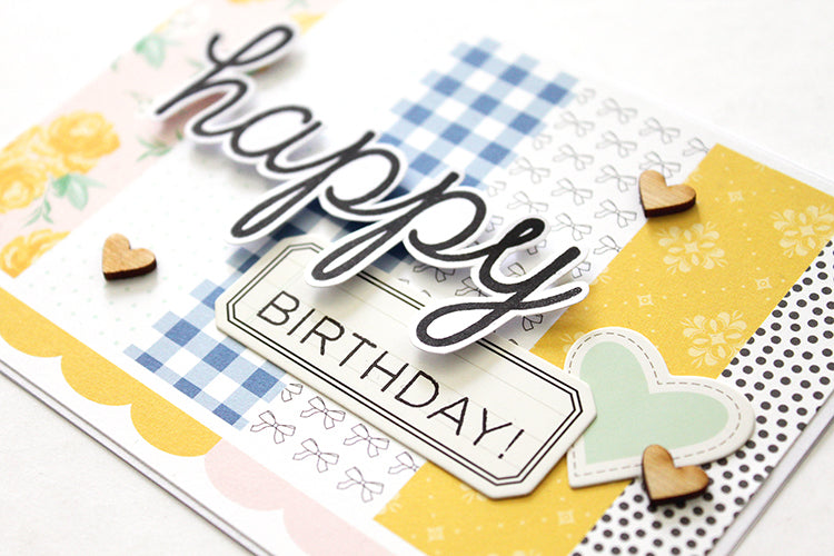 Cards with the Sarah Kit 5 | Mandy Melville | Felicity Jane