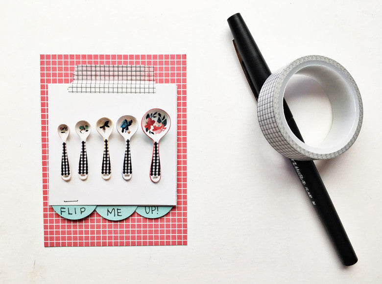 Multi-Photo Pocket Card Tutorial by Andrea Gray | @FelicityJane