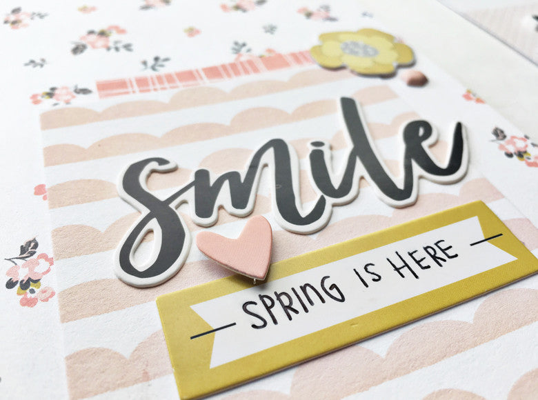 Spring is Here by Andrea Gray | @FelicityJane