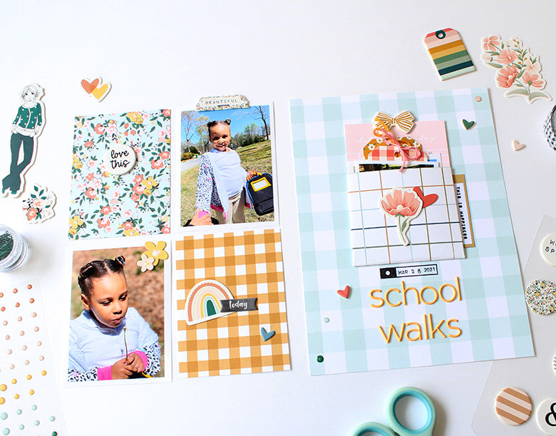 Pocket Pages by Desiree Lamar for Felicity Jane