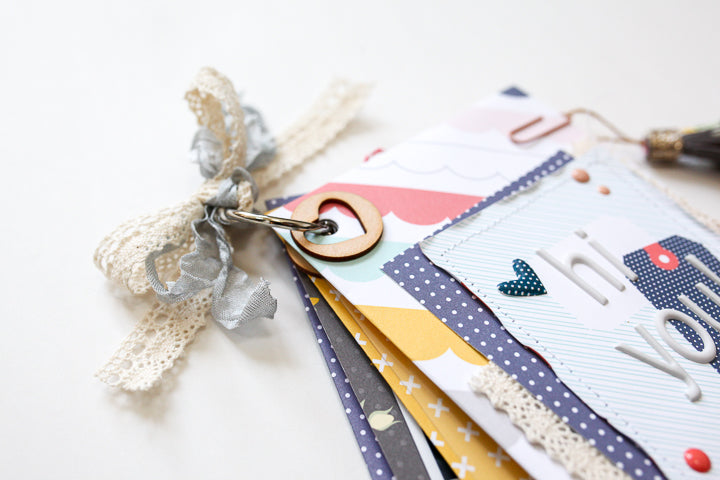 Happy Mail by Marybeth Hancher | @FelicityJane