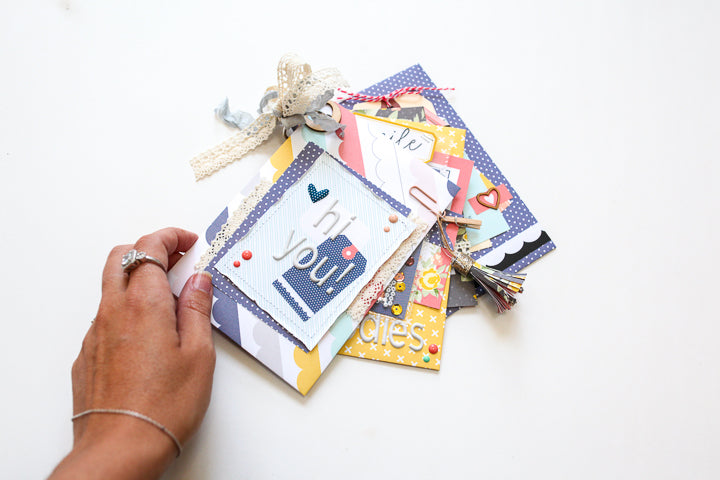 Happy Mail Album by Marybeth Hancher | @FelicityJane