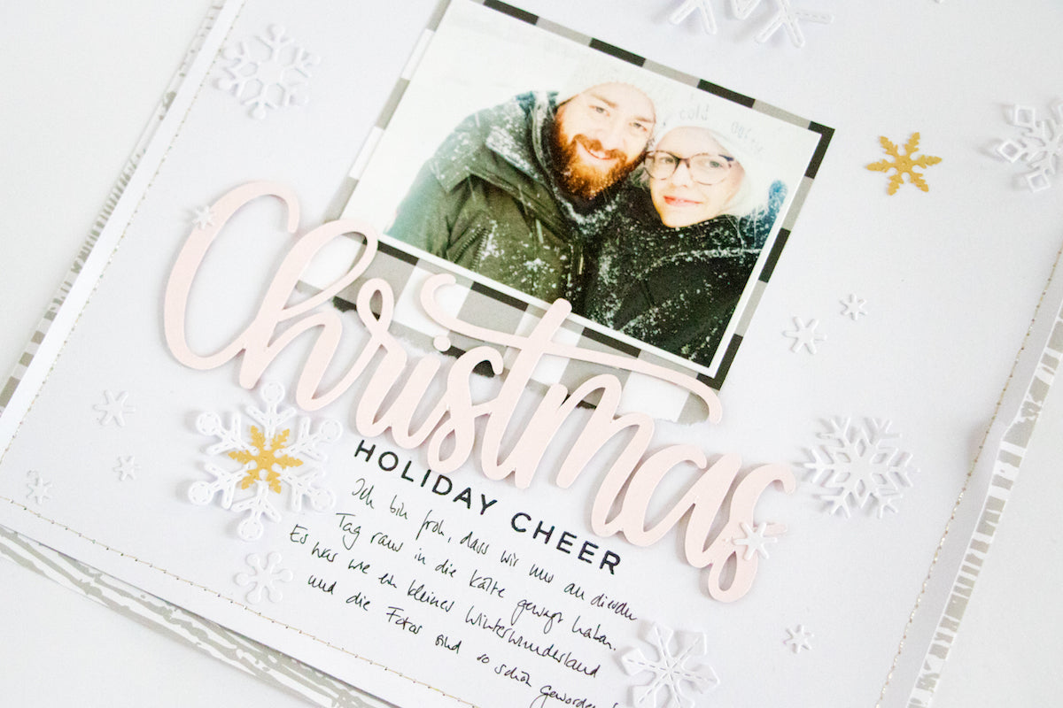 White on White Winter Layout 4 | Kathleen Graumüller | Felicity Jane