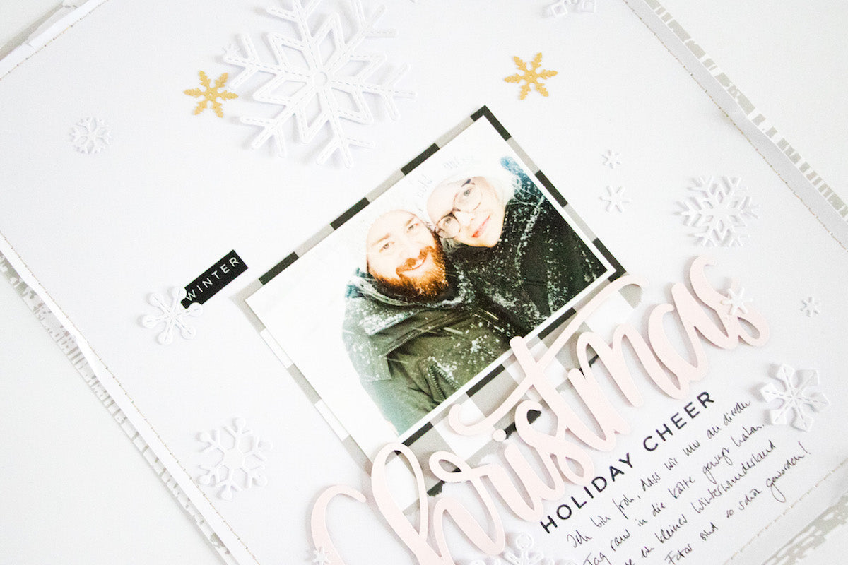 White on White Winter Layout 5 | Kathleen Graumüller | Felicity Jane