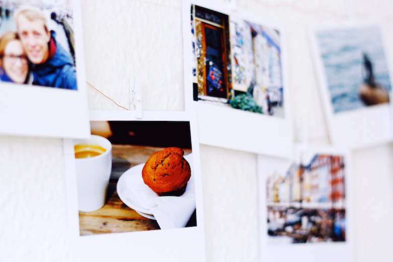 A Photo Storage Idea by Peggy Emmrich | @FelicityJane