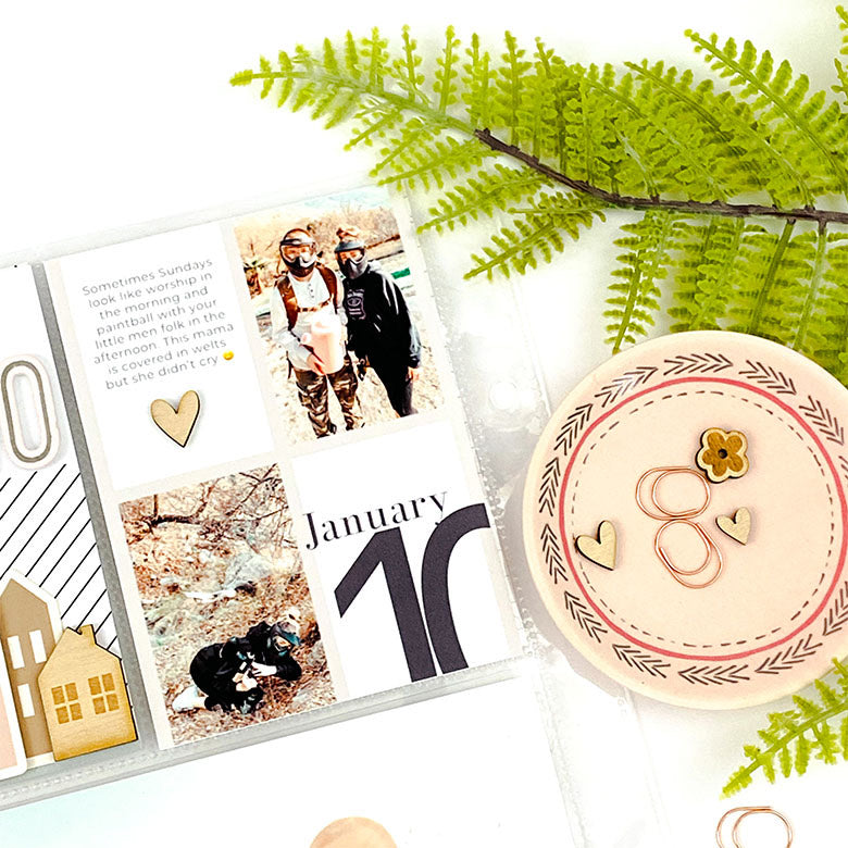 Pocket Pages by Lindsey Lanning for Felicity Jane