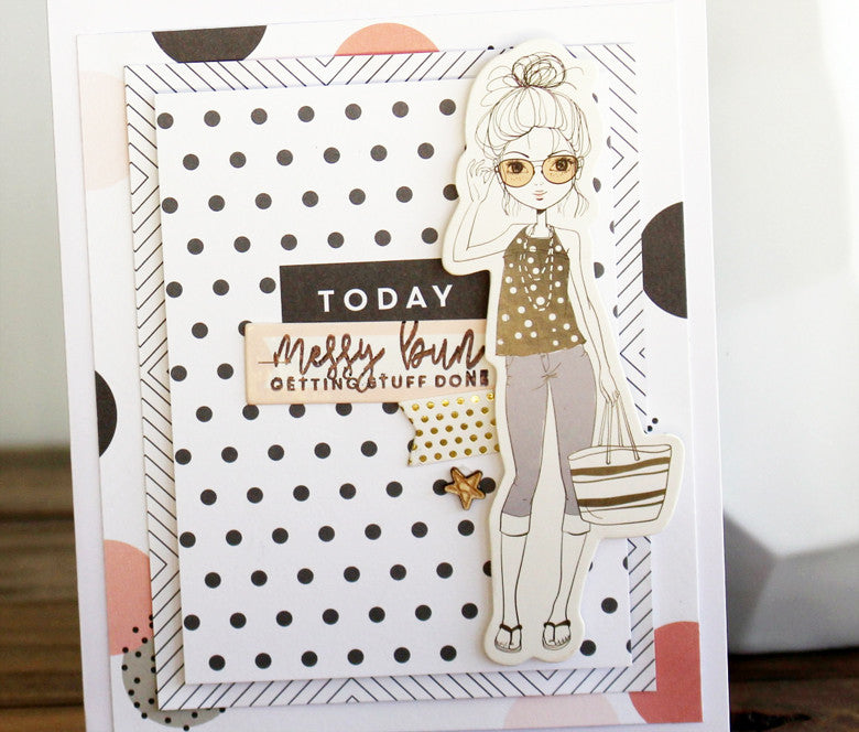 Today card by Kim Jeffress | @FelicityJane