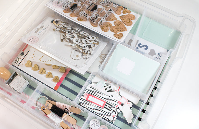Jen Schow | @felicity_jane | kit storage