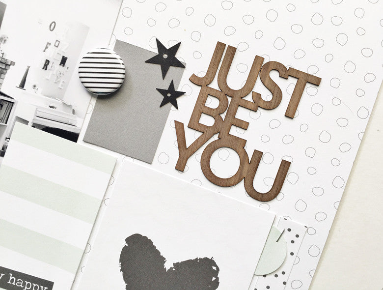 Just Be You by Andrea Gray | @FelicityJane
