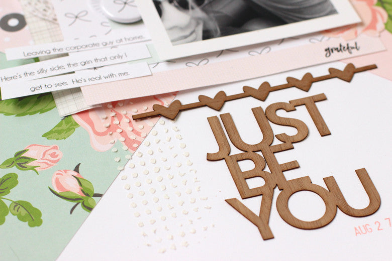 Just be You by @nancydamiano | @felicityjane