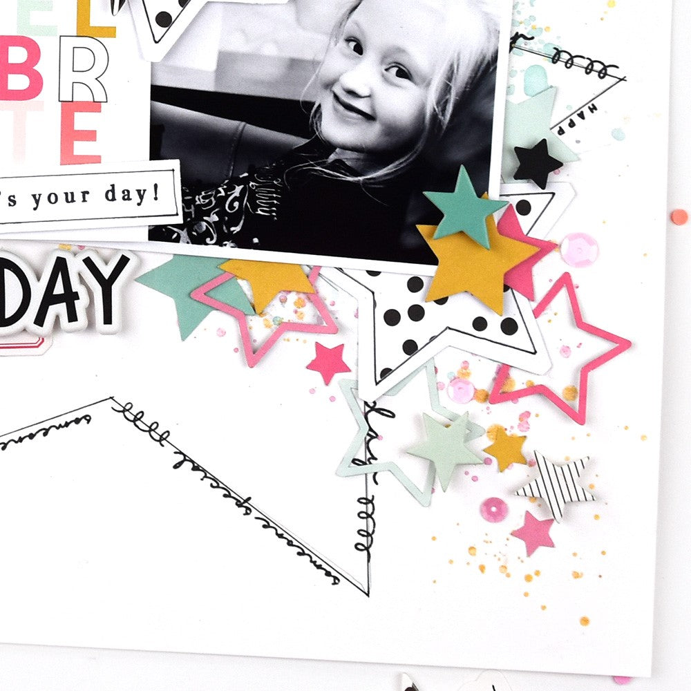 Scrapbook Layout by Lorilei Murphy for Felicity Jane