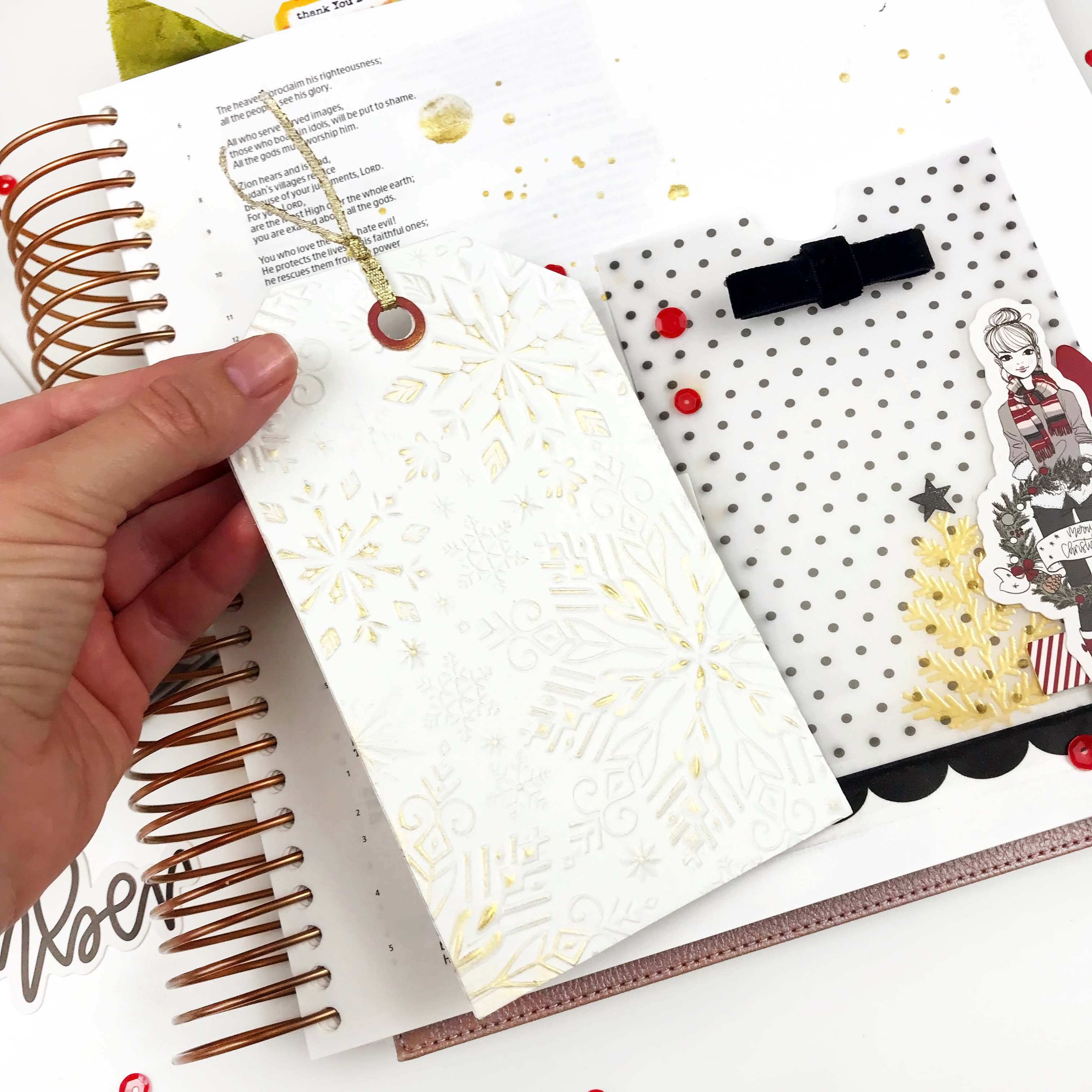 Bible Journaling with a Pocket Prayer 5 | Lindsey Lanning | Felicity Jane