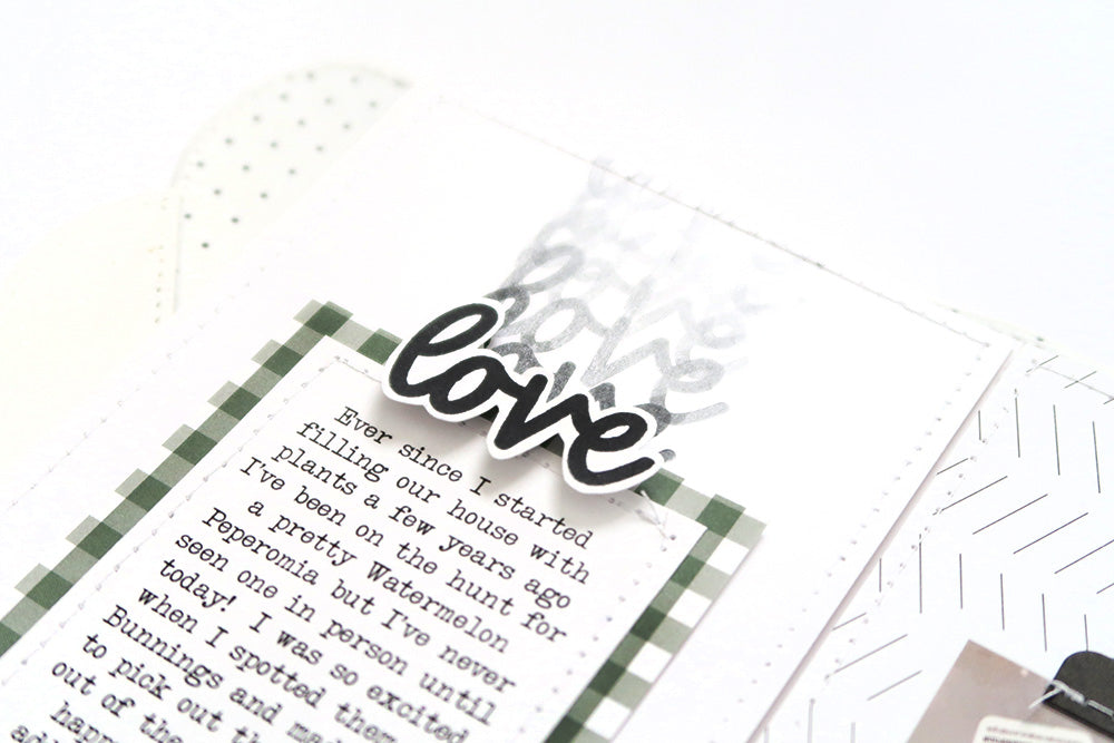 Traveler's Notebook Spread by Sheree Forcier for Felicity Jane
