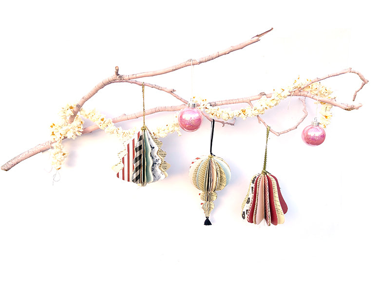 Christmas Ornaments by Lydia Cost for Felicity Jane