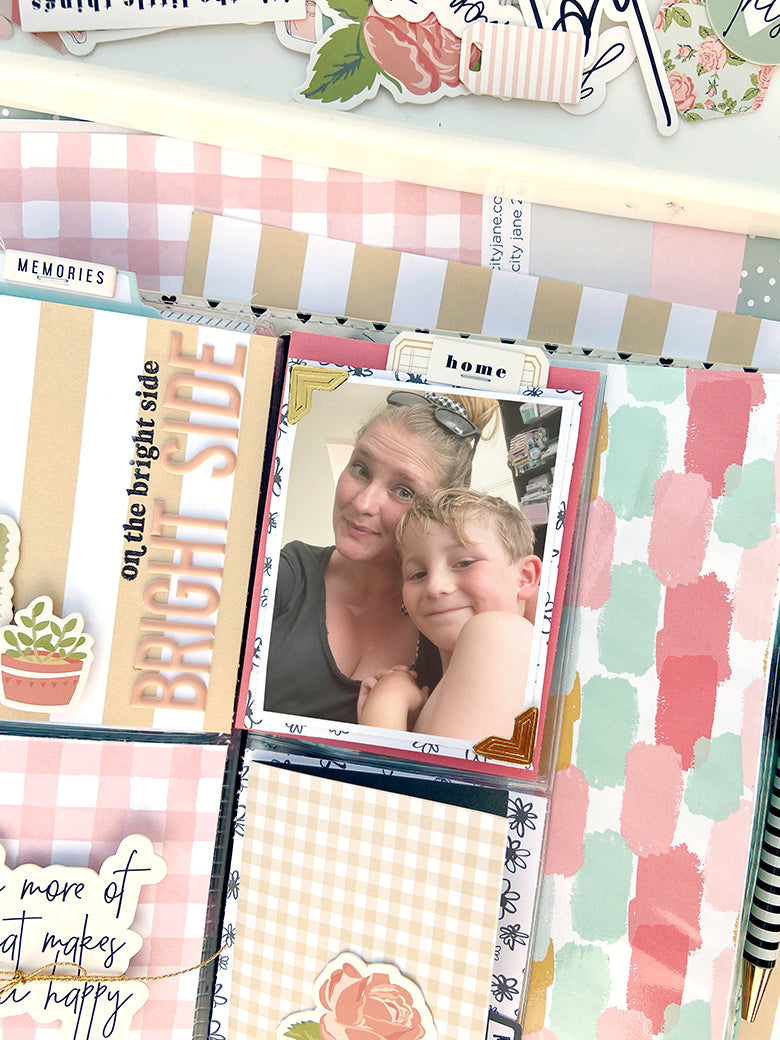 Pocket Page by Lydia Cost for Felicity Jane