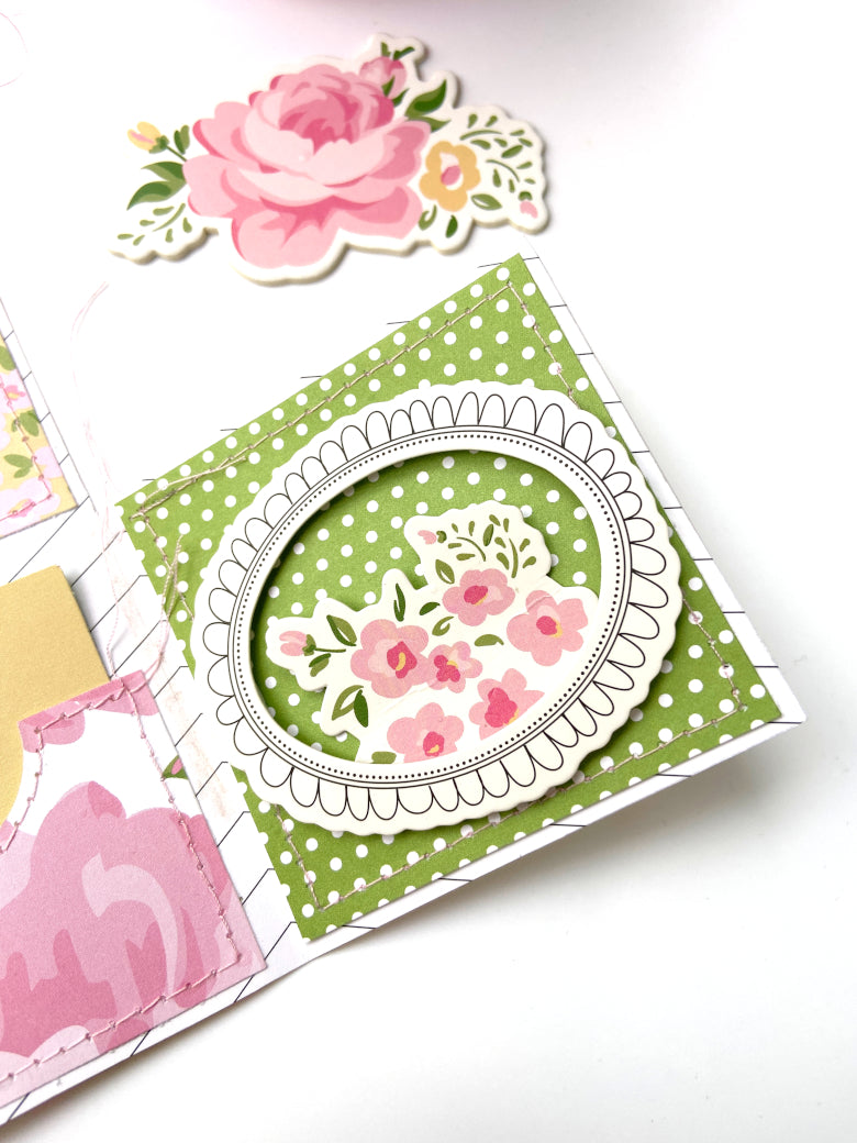Card by Lydia Cost for Felicity Jane